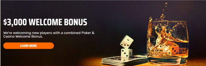 Ignition Casino Welcome