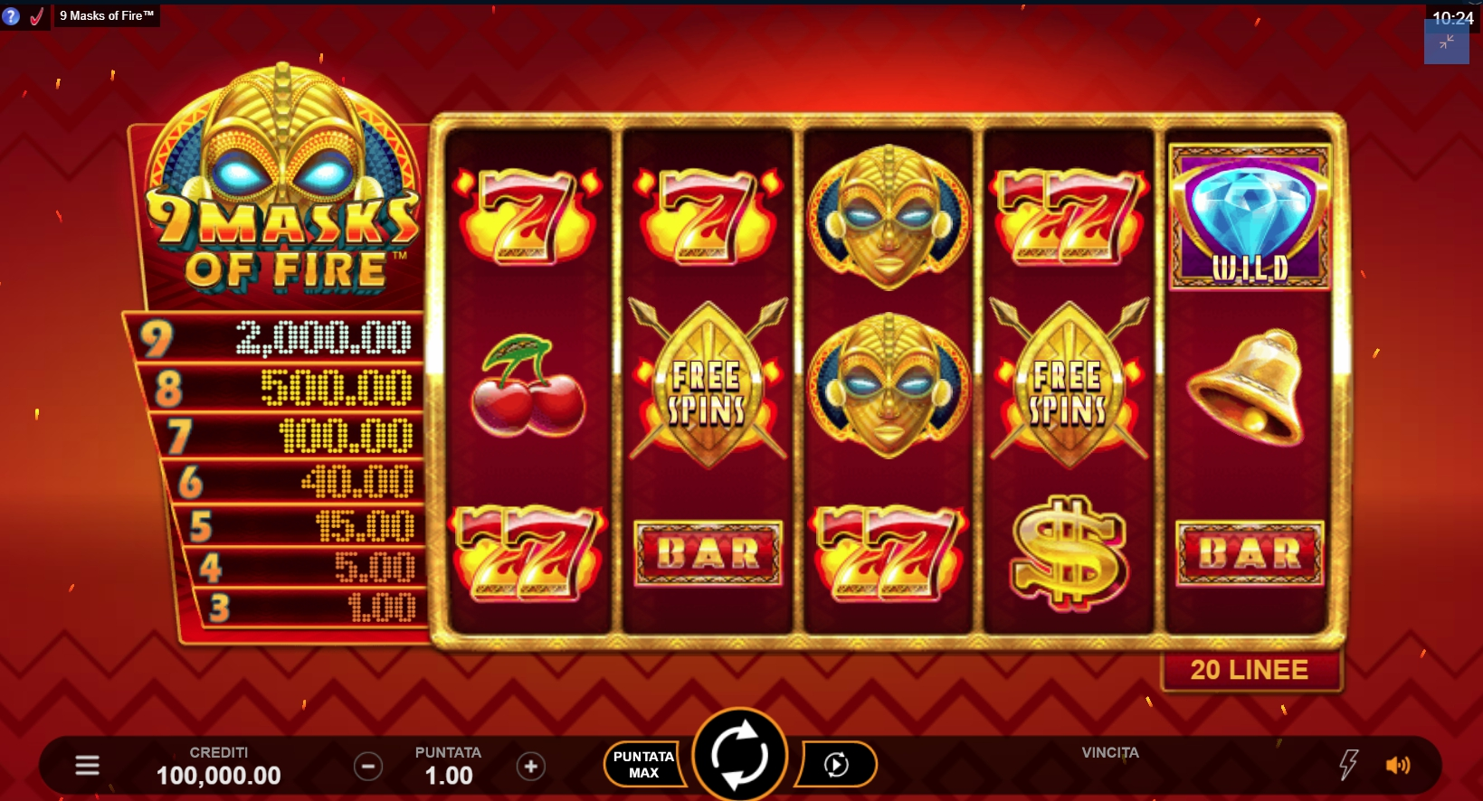 Betflag Casino Slot Games