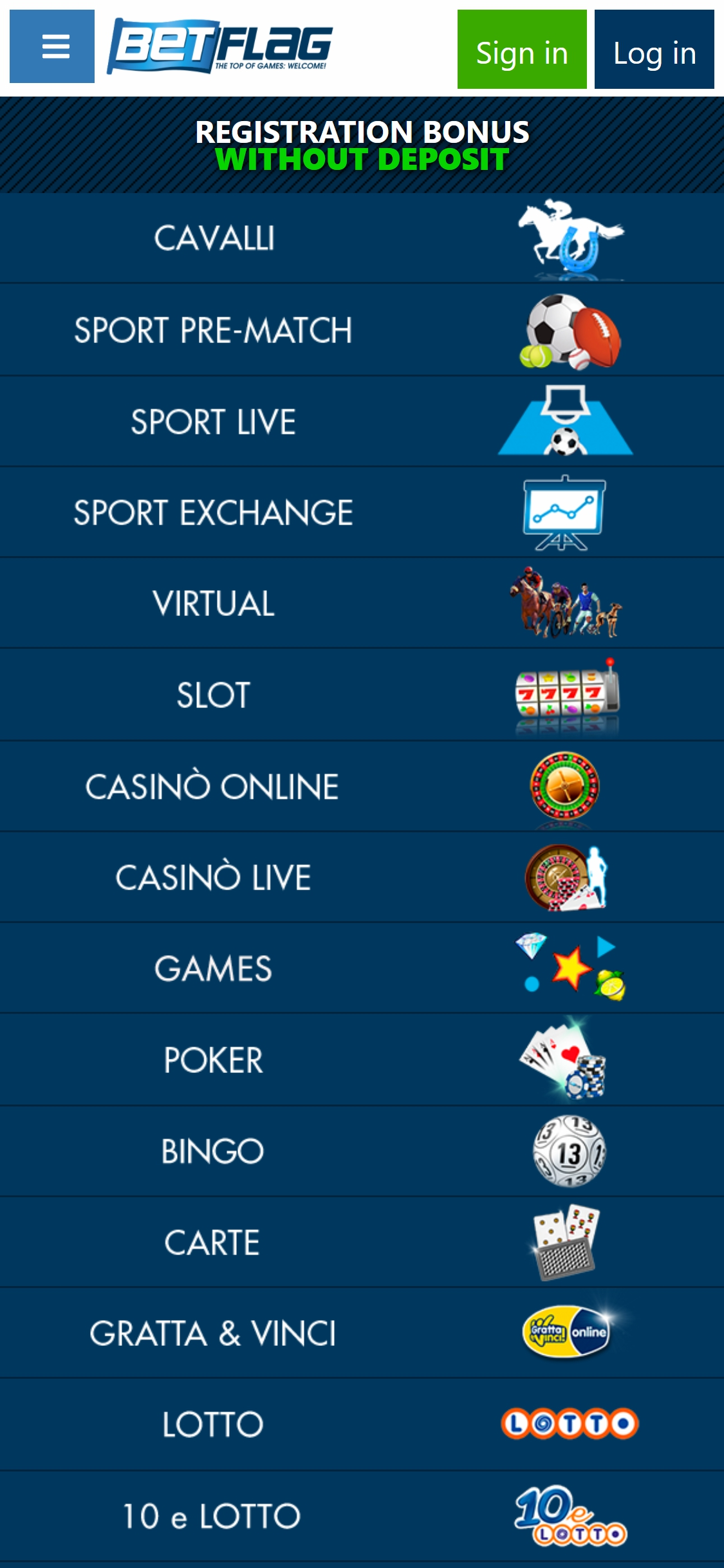Betflag Casino Review