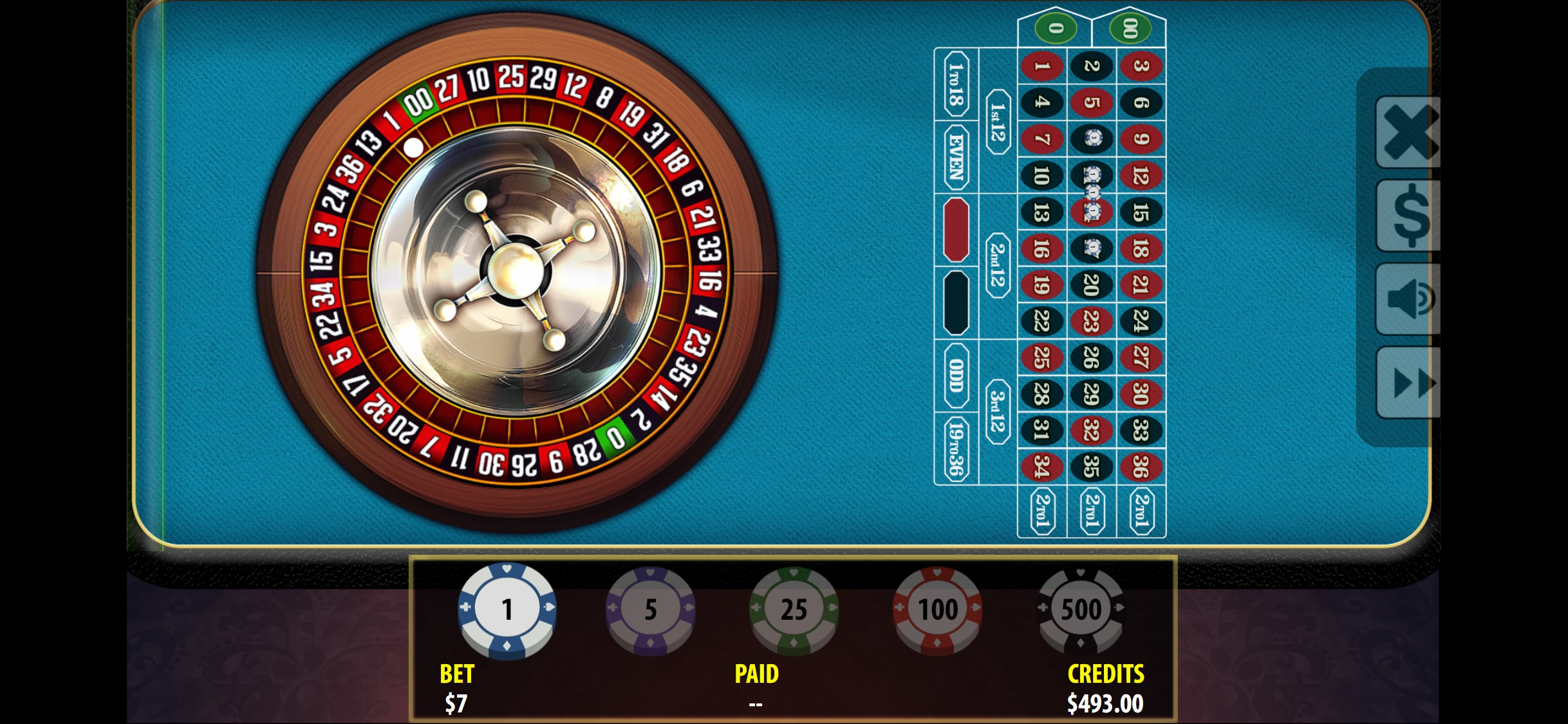 BookMaker Casino Casino Games