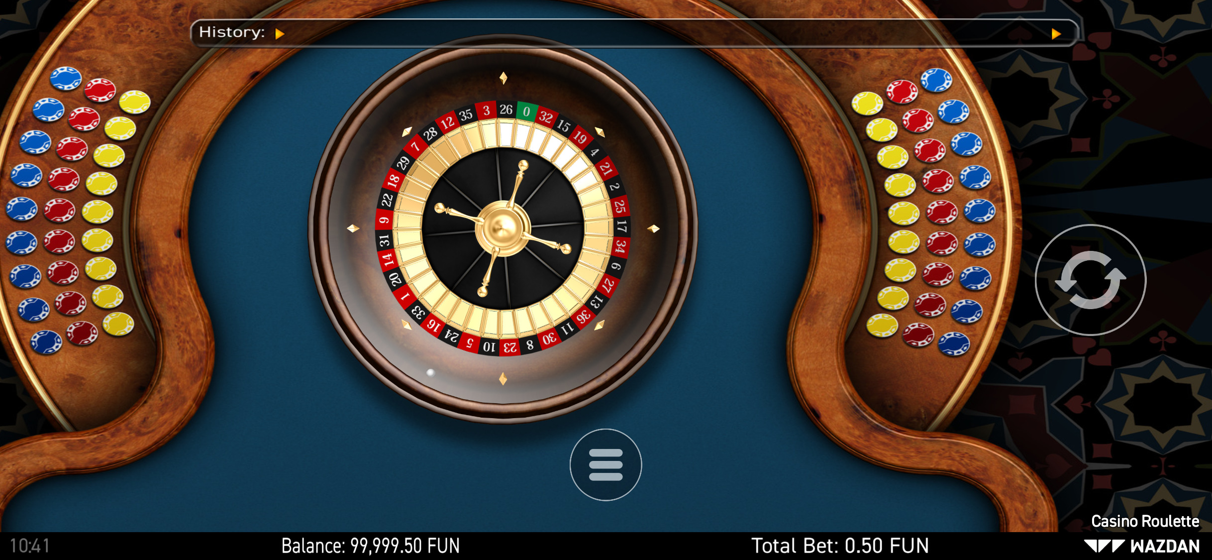 Mobius.bet Casino Games