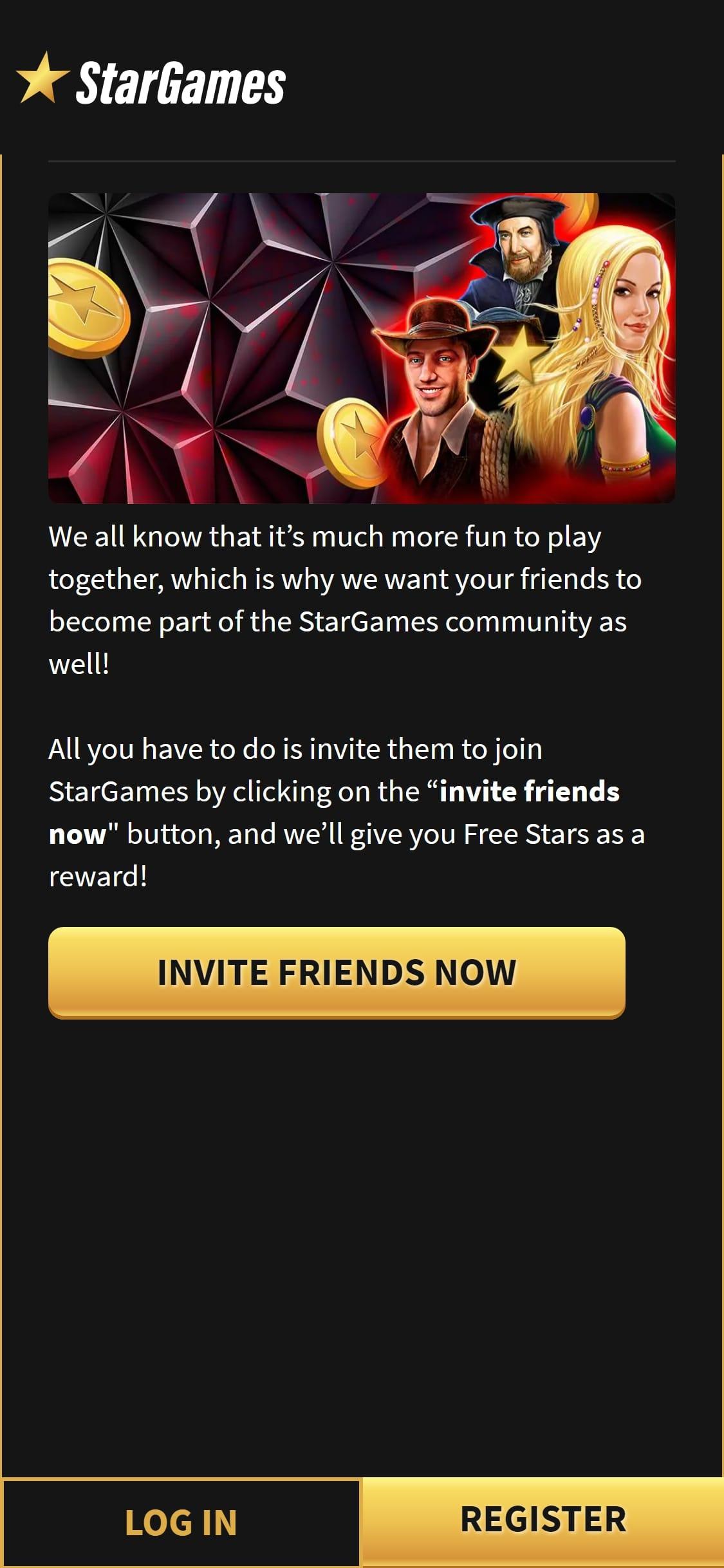 stargames casino no deposit bonus
