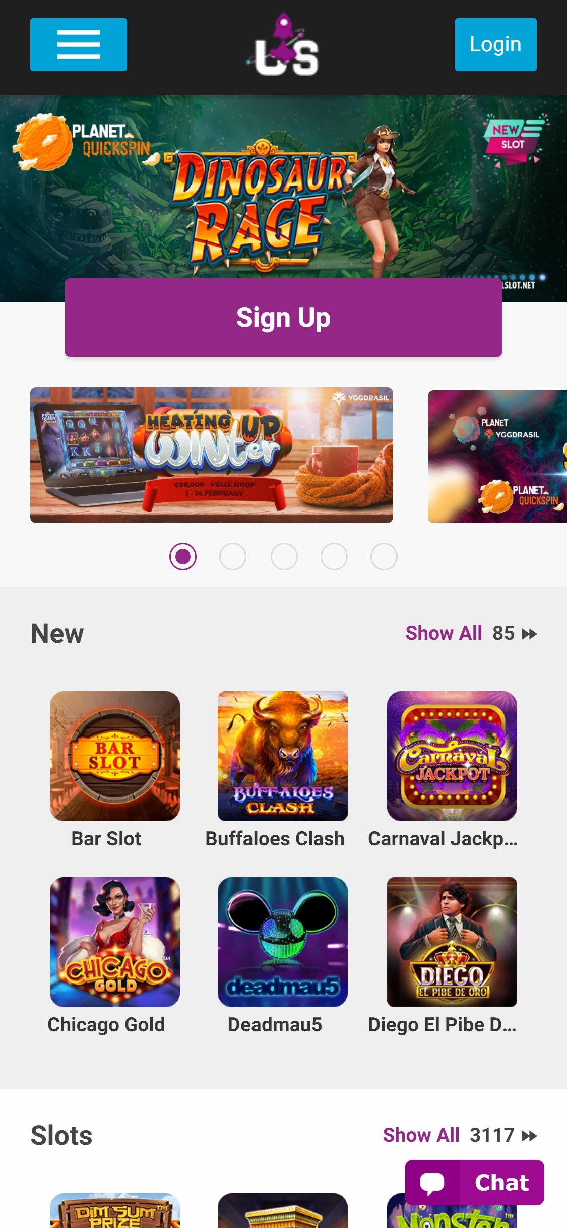 Universal Slots Review