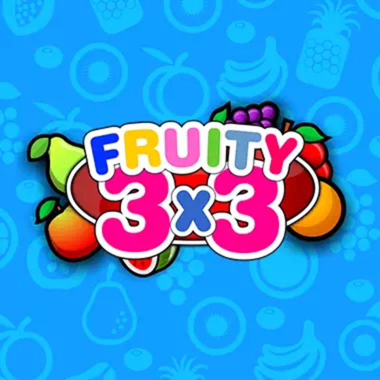 The Fruity 3x3 Online Slot Demo Game by 1x2 Gaming