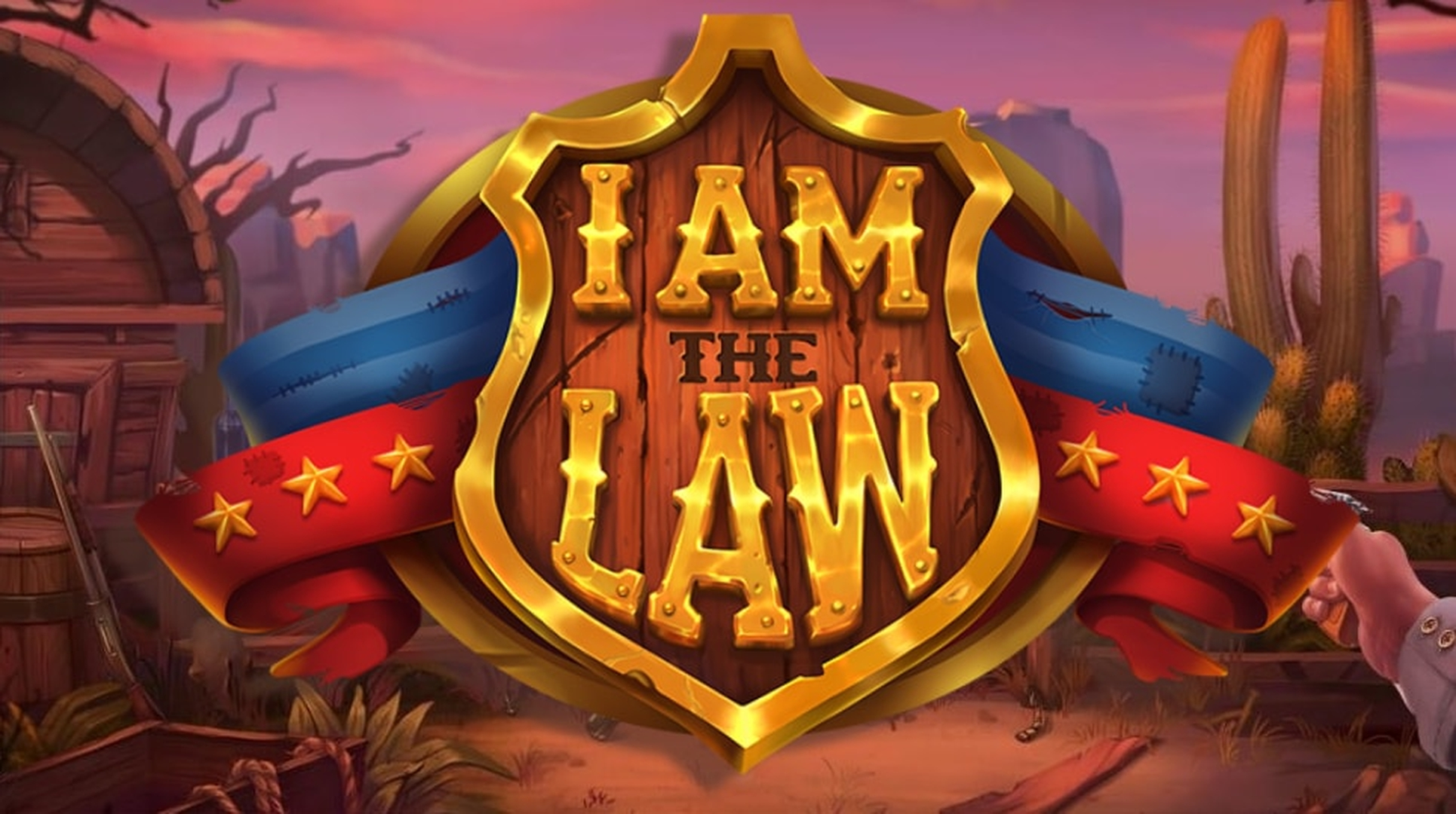 The I am the Law Online Slot Demo Game by 1x2 Gaming