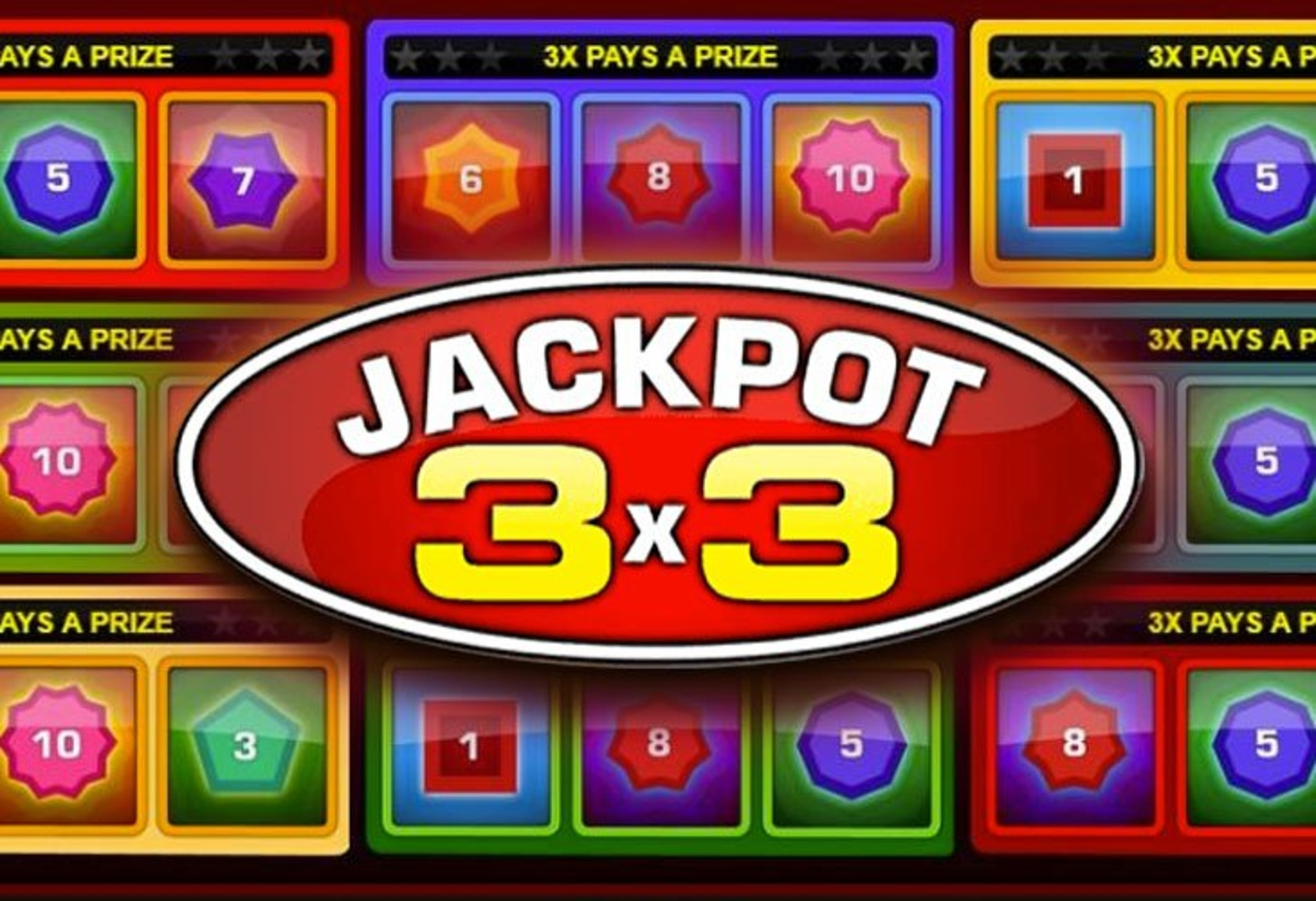 The Jackpot 3x3 Online Slot Demo Game by 1x2 Gaming