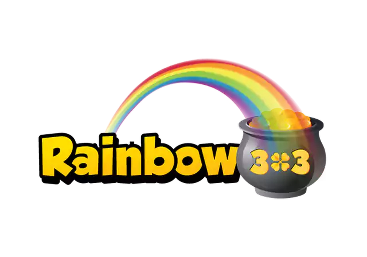 The Rainbow 3x3 Online Slot Demo Game by 1x2 Gaming