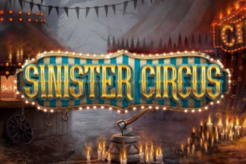 The Sinister Circus Online Slot Demo Game by 1x2 Gaming