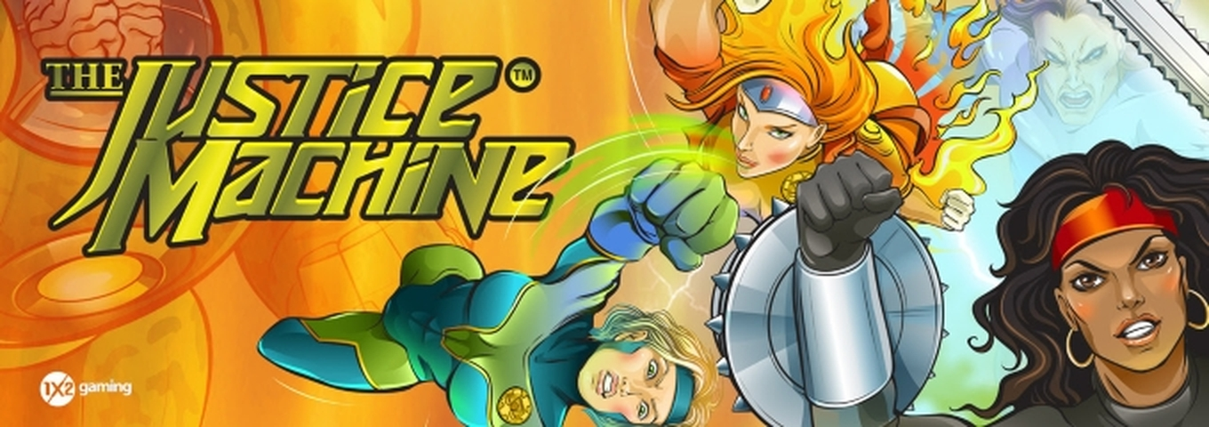The The Justice Machine Online Slot Demo Game by 1x2 Gaming