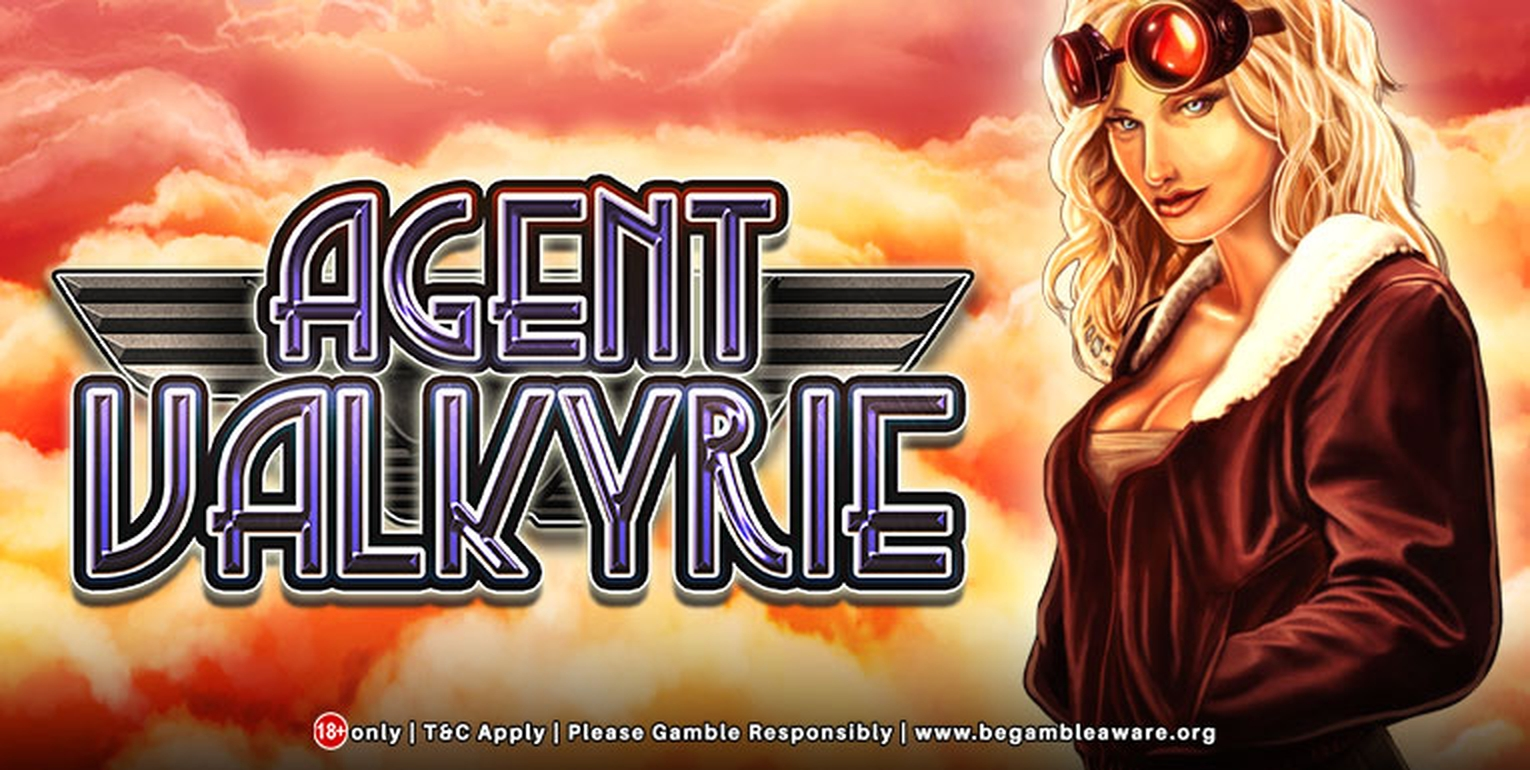 The Agent Valkyrie Online Slot Demo Game by 2 By 2 Gaming