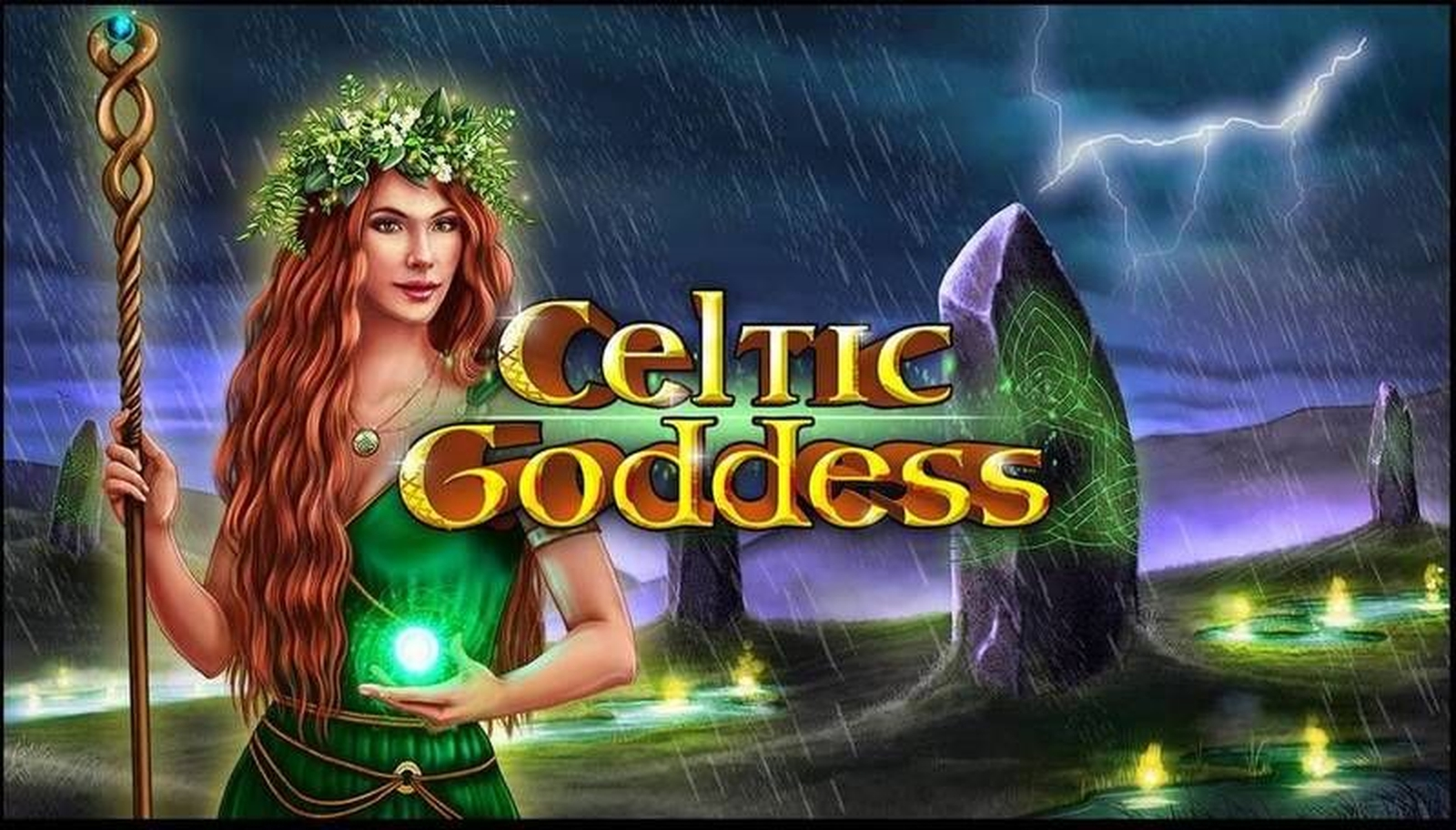 The Celtic Goddess Online Slot Demo Game by 2 By 2 Gaming