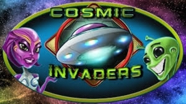 Cosmic Invaders Online Slot Demo Game by 2 By 2 Gaming