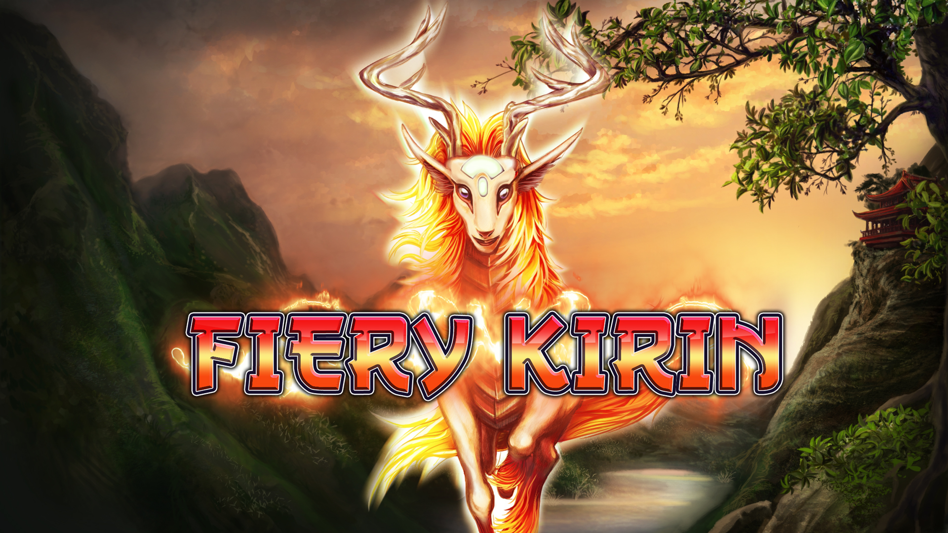 The Fiery Kirin Online Slot Demo Game by 2 By 2 Gaming