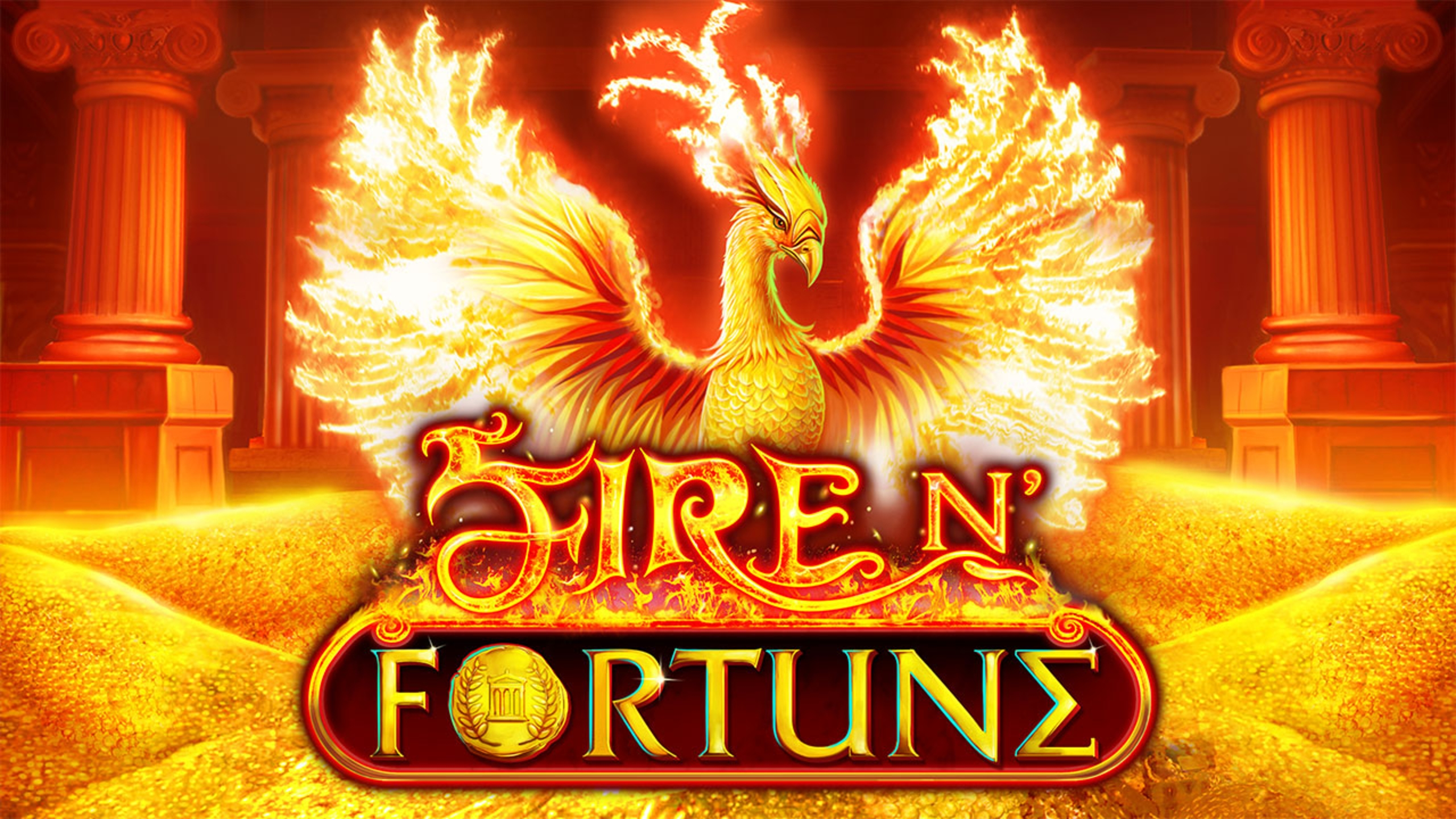 The Fire N' Fortune Online Slot Demo Game by 2 By 2 Gaming