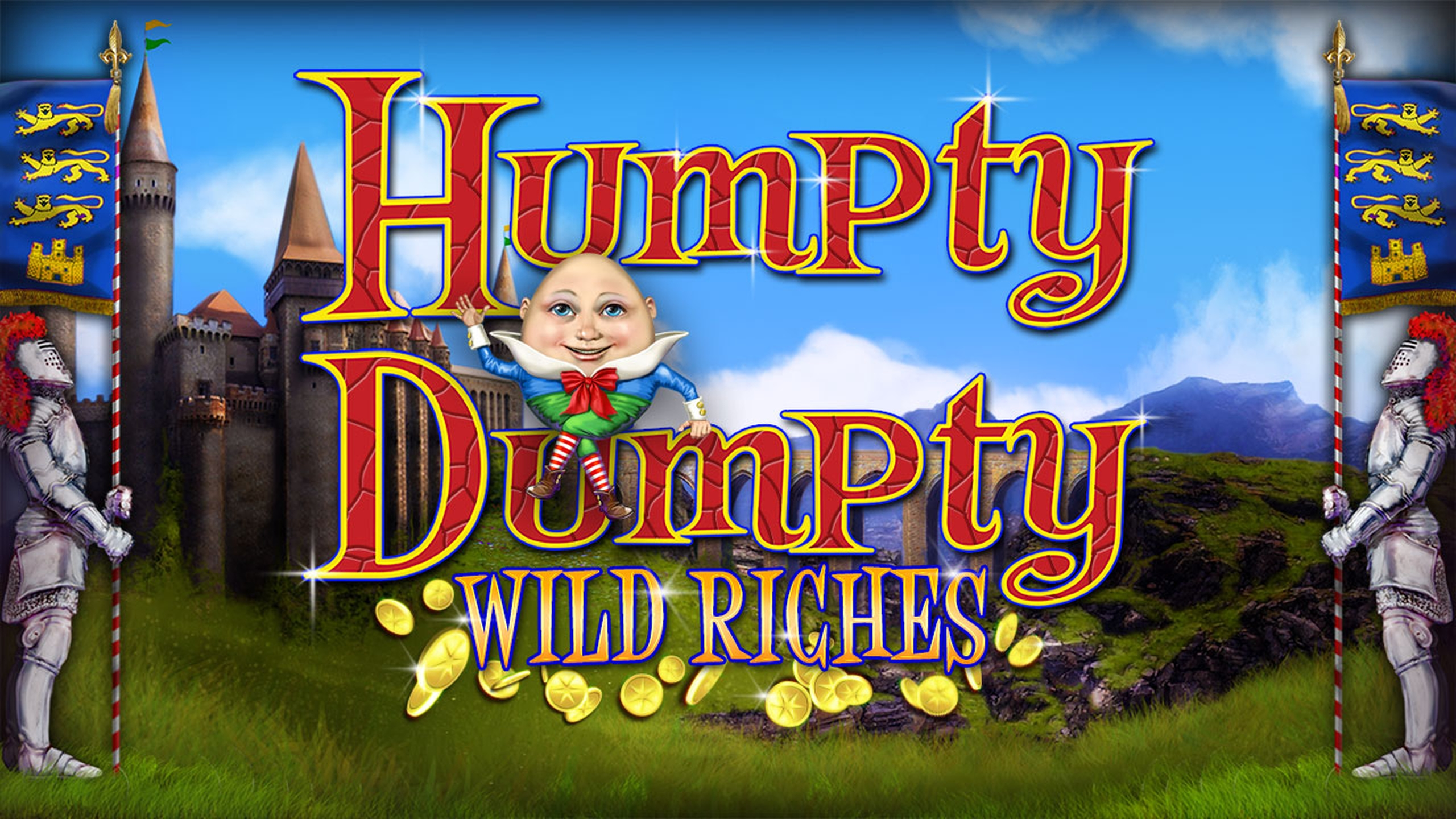 The Humpty Dumpty Wild Riches (2by2 Gaming) Online Slot Demo Game by 2 By 2 Gaming