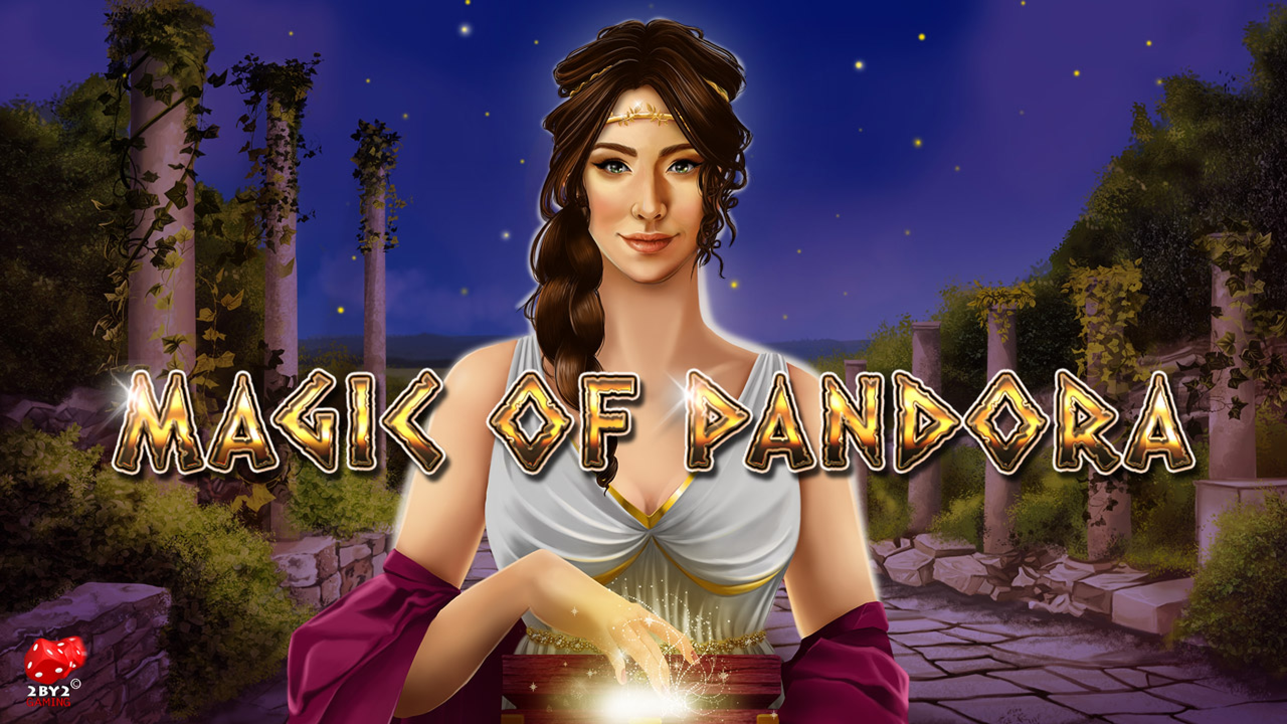 The Magic of Pandora Online Slot Demo Game by 2 By 2 Gaming