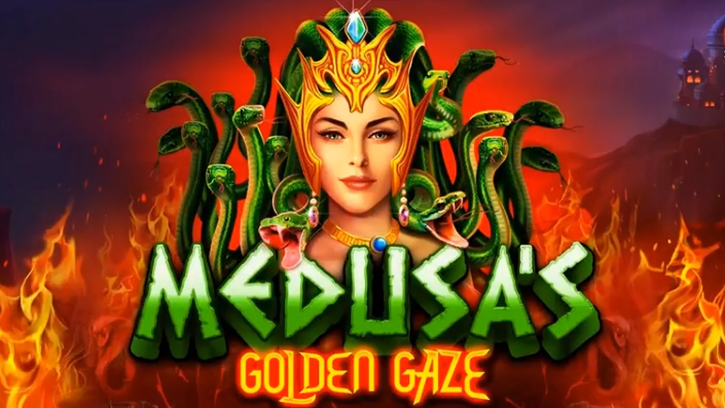 The Medusa's Golden Gaze Online Slot Demo Game by 2 By 2 Gaming