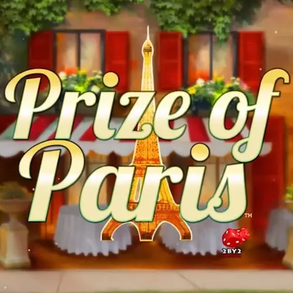 The Prize of Paris Online Slot Demo Game by 2 By 2 Gaming