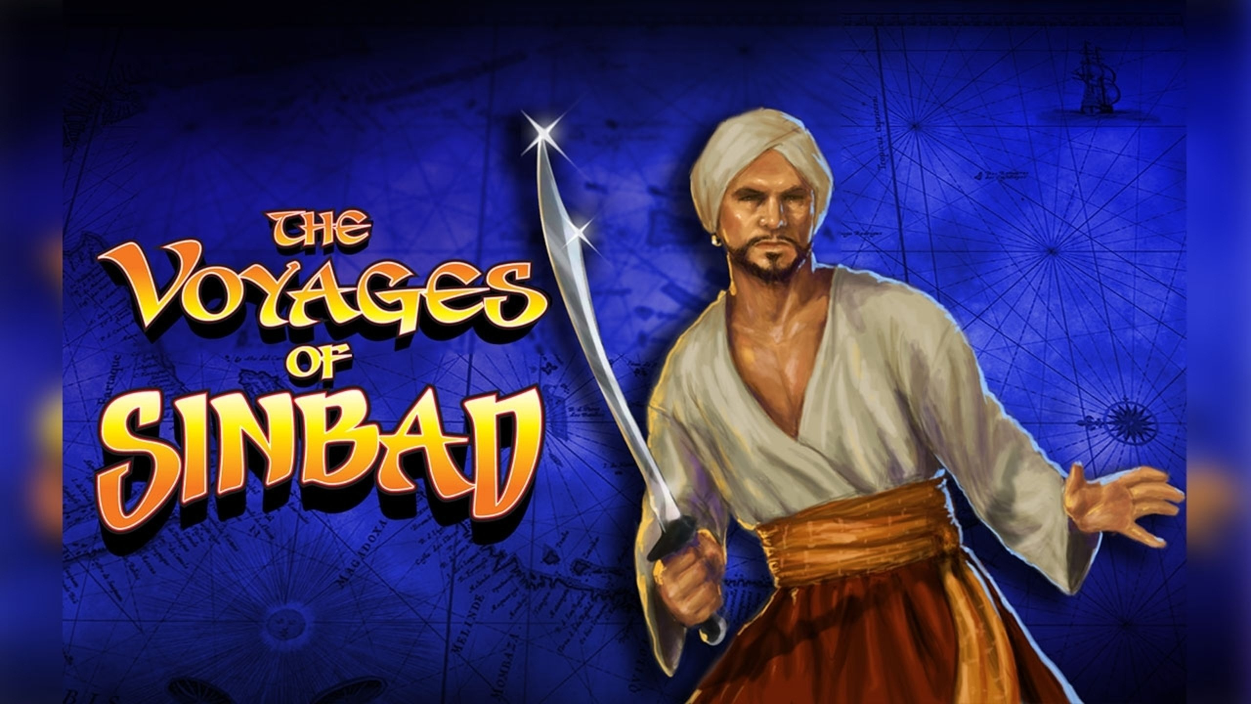 The voyages of Sinbad Online Slot Demo Game by 2 By 2 Gaming