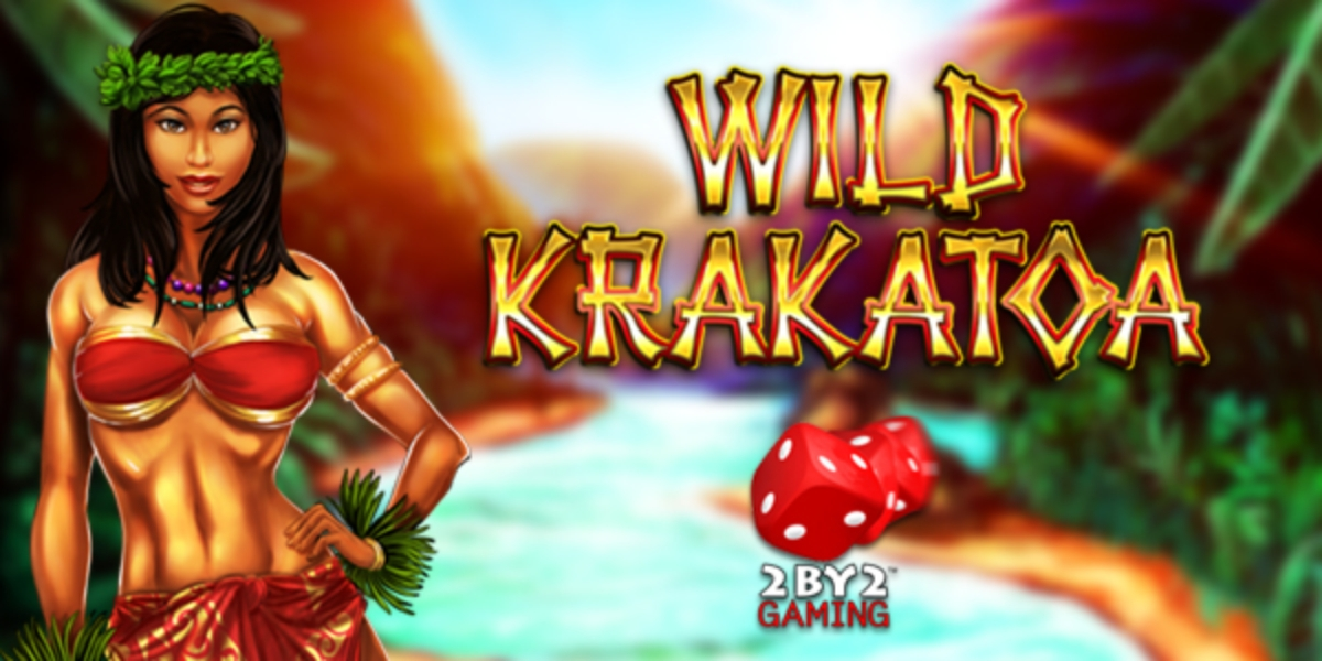 The Wild Krakatoa Online Slot Demo Game by 2 By 2 Gaming