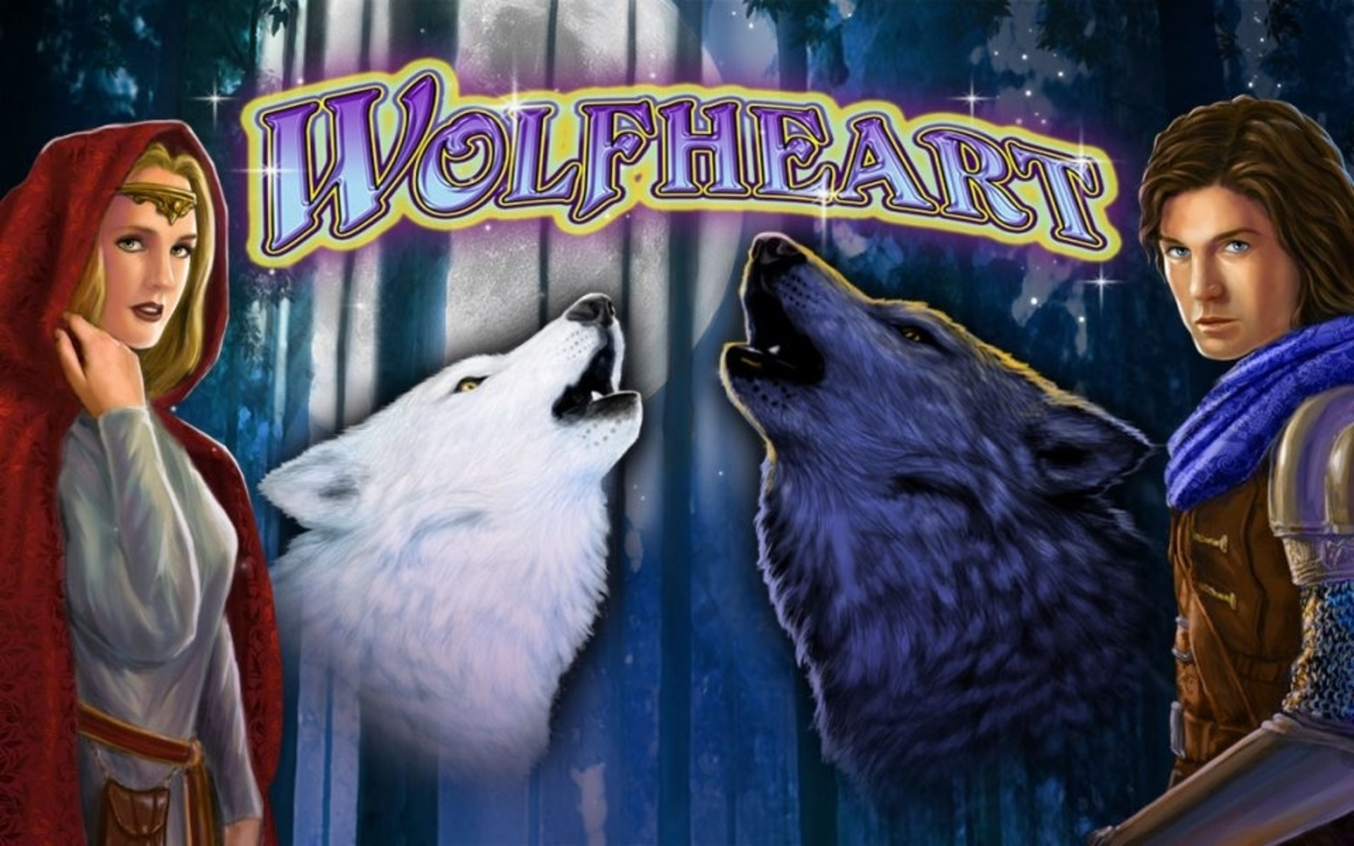 The Wolf heart Online Slot Demo Game by 2 By 2 Gaming