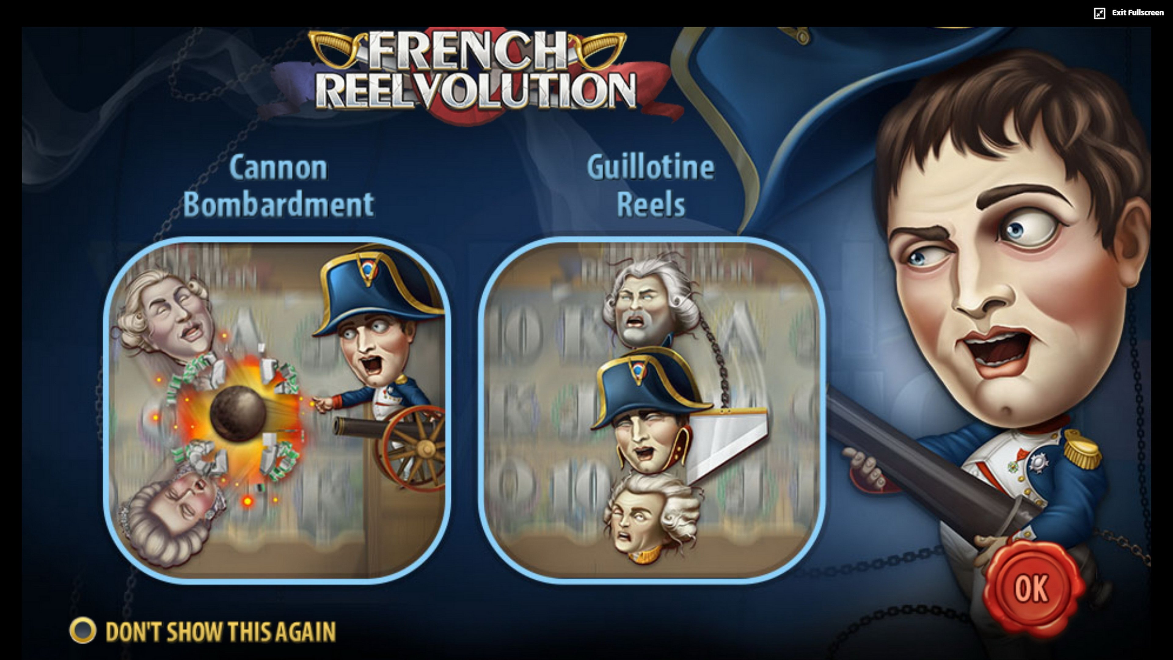 Play The French Reelvolution Free Casino Slot Game by 888 Gaming
