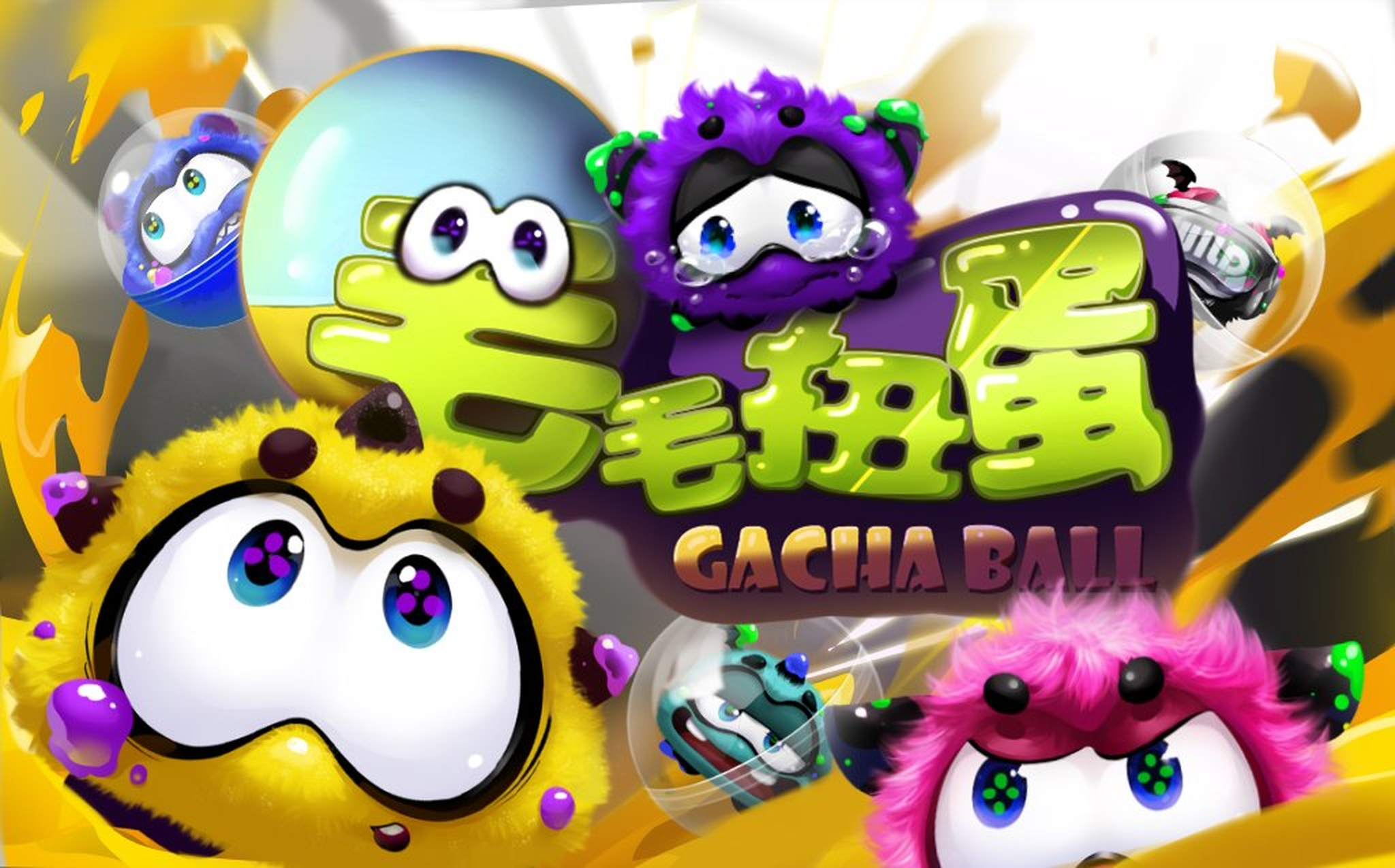 Gacha Ball Online Slot Demo Game by AllWaySpin