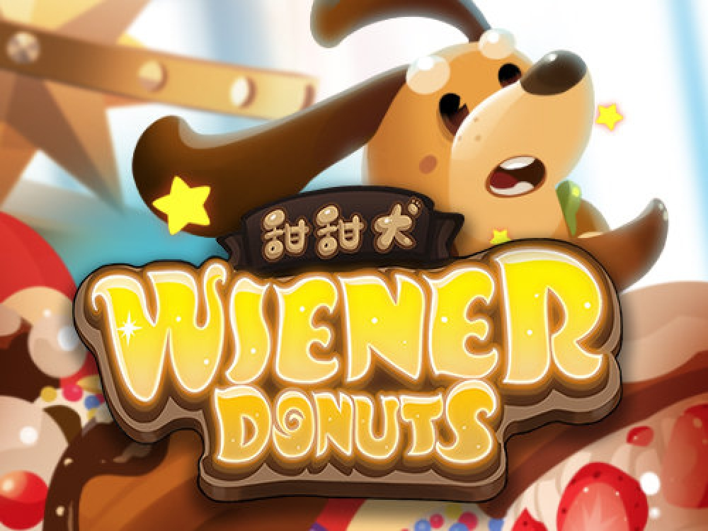 Wiener Donuts Online Slot Demo Game by AllWaySpin