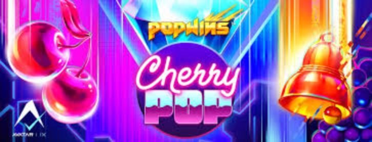 The CherryPop Online Slot Demo Game by AvatarUX Studios