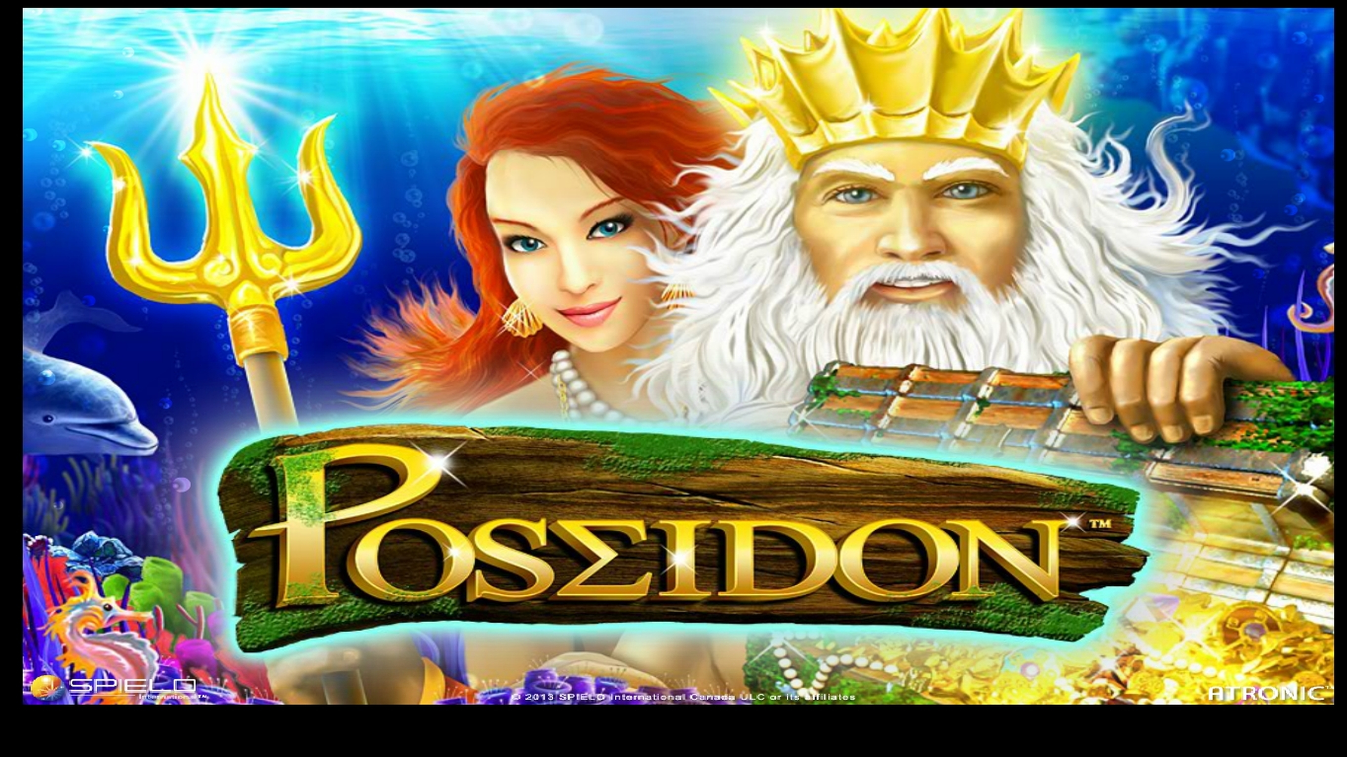 Play Poseidon (CQ9Gaming) Free Casino Slot Game by CQ9Gaming