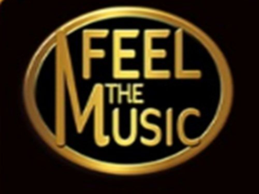 Reels in Feel The Music Slot Game by Caleta Gaming