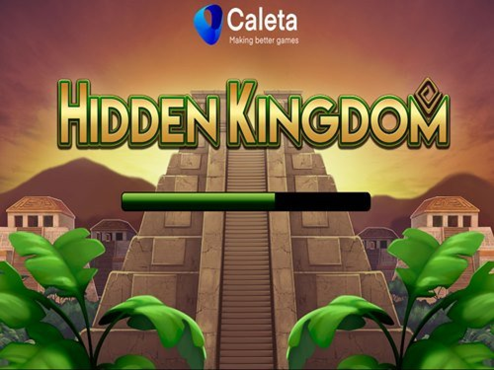 The Hidden Kingdom Online Slot Demo Game by Caleta Gaming
