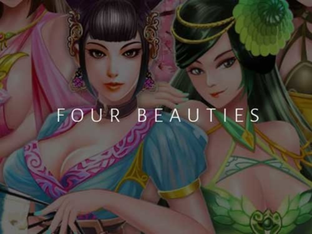 The Four Beauties (D-Tech) Online Slot Demo Game by D-Tech