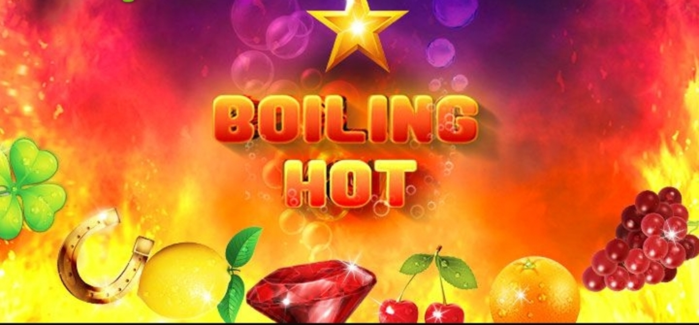 Boiling Hot Online Slot Demo Game by Five Men Games