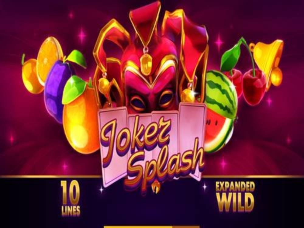 The Joker Splash (Gamzix) Online Slot Demo Game by Gamzix