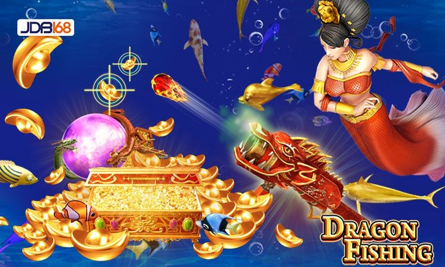 The 5 Dragons Fishing Online Slot Demo Game by JDB168