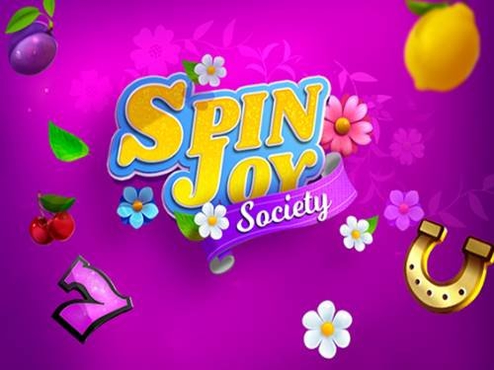 SpinJoy Society Online Slot Demo Game by Lady Luck Games