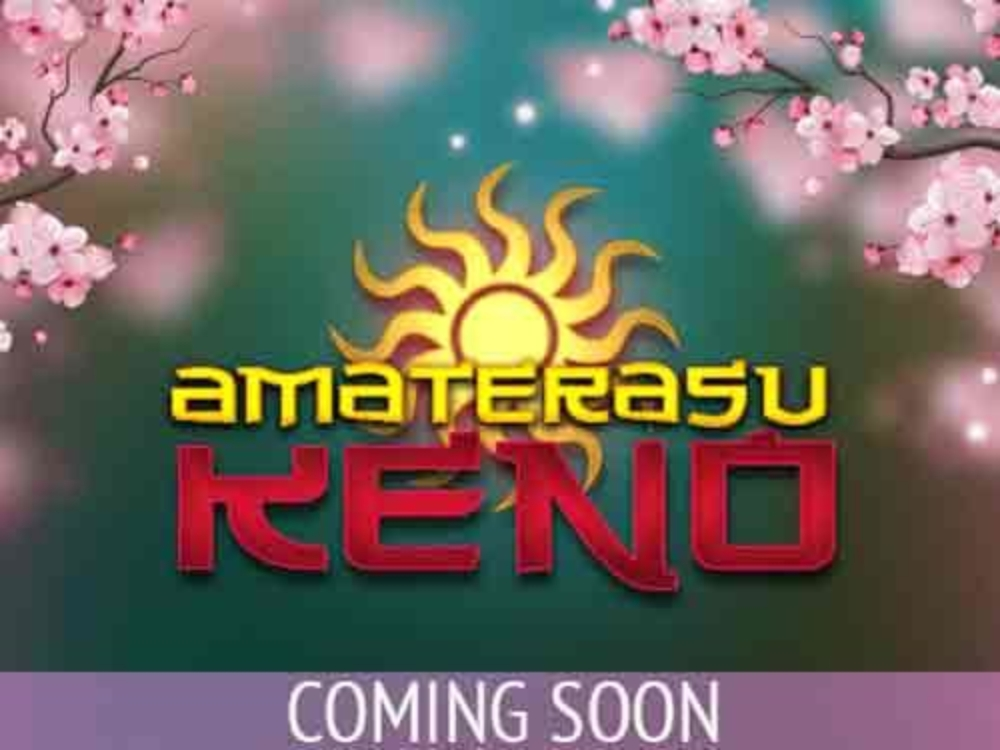 The Amaterasu Keno Online Slot Demo Game by Mascot Gaming