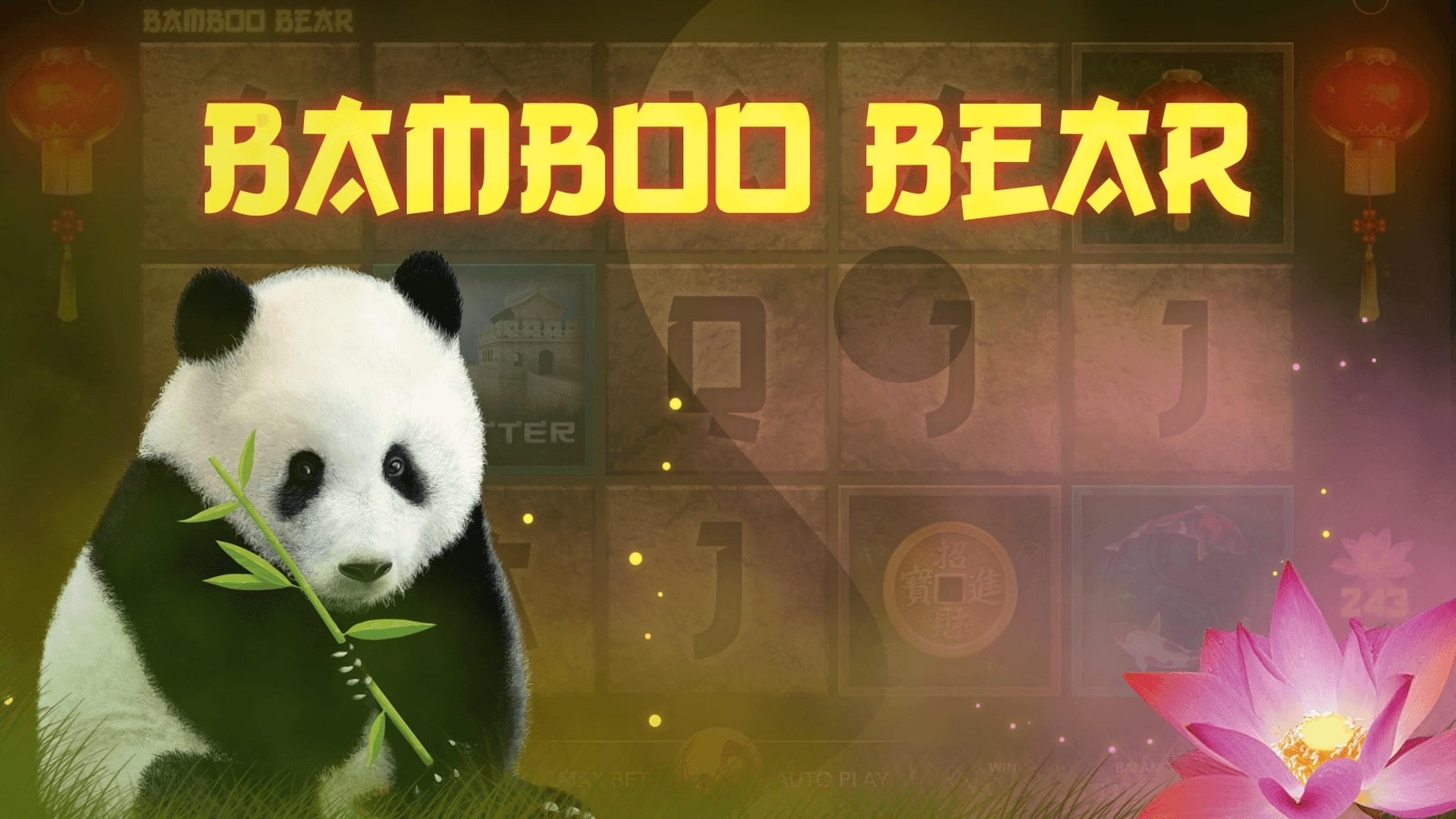 The Bamboo Bear Online Slot Demo Game by Mascot Gaming