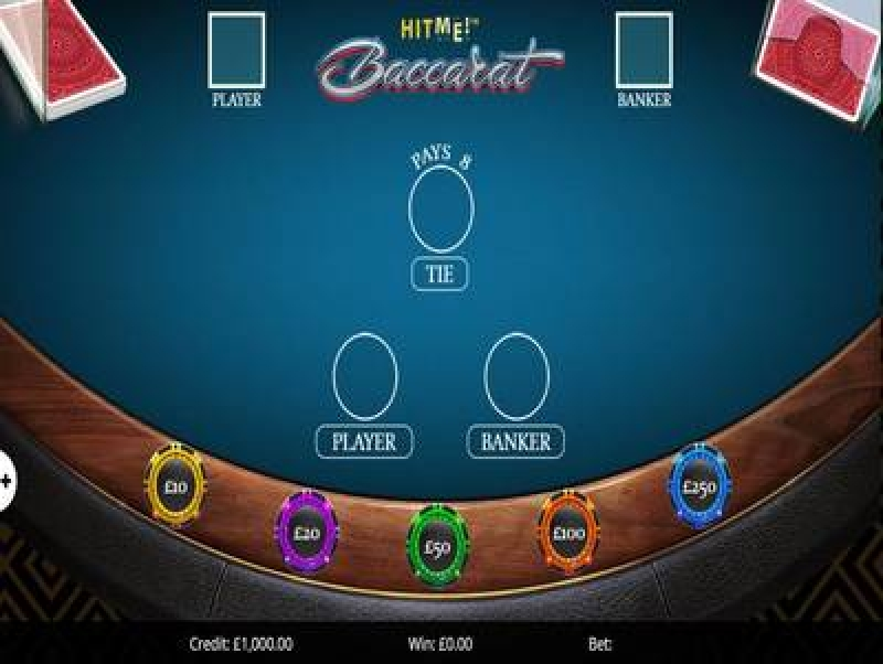 The Mini Baccarat (Mascot Gaming) Online Slot Demo Game by Mascot Gaming