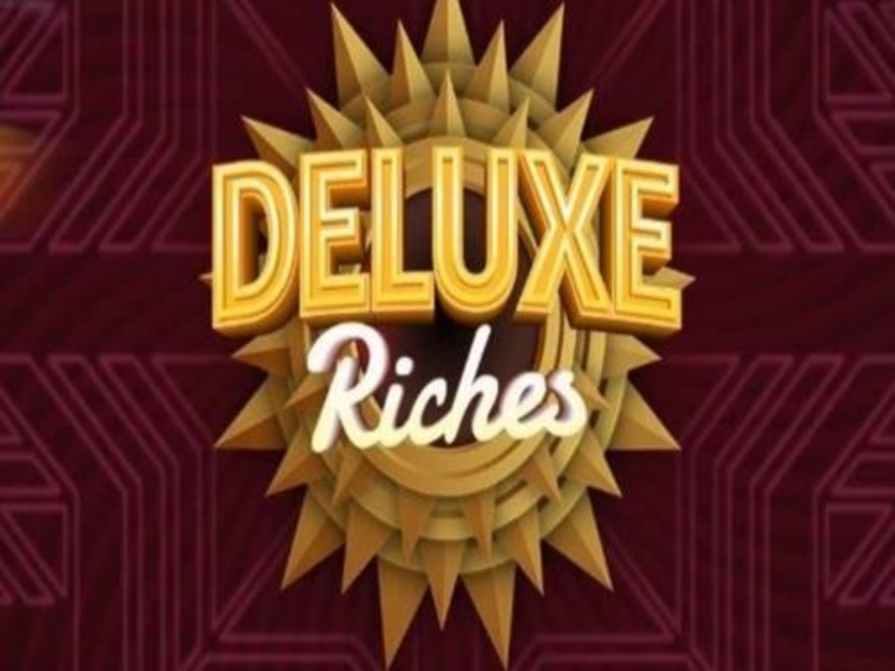 The Deluxe Riches Online Slot Demo Game by Mighty Finger