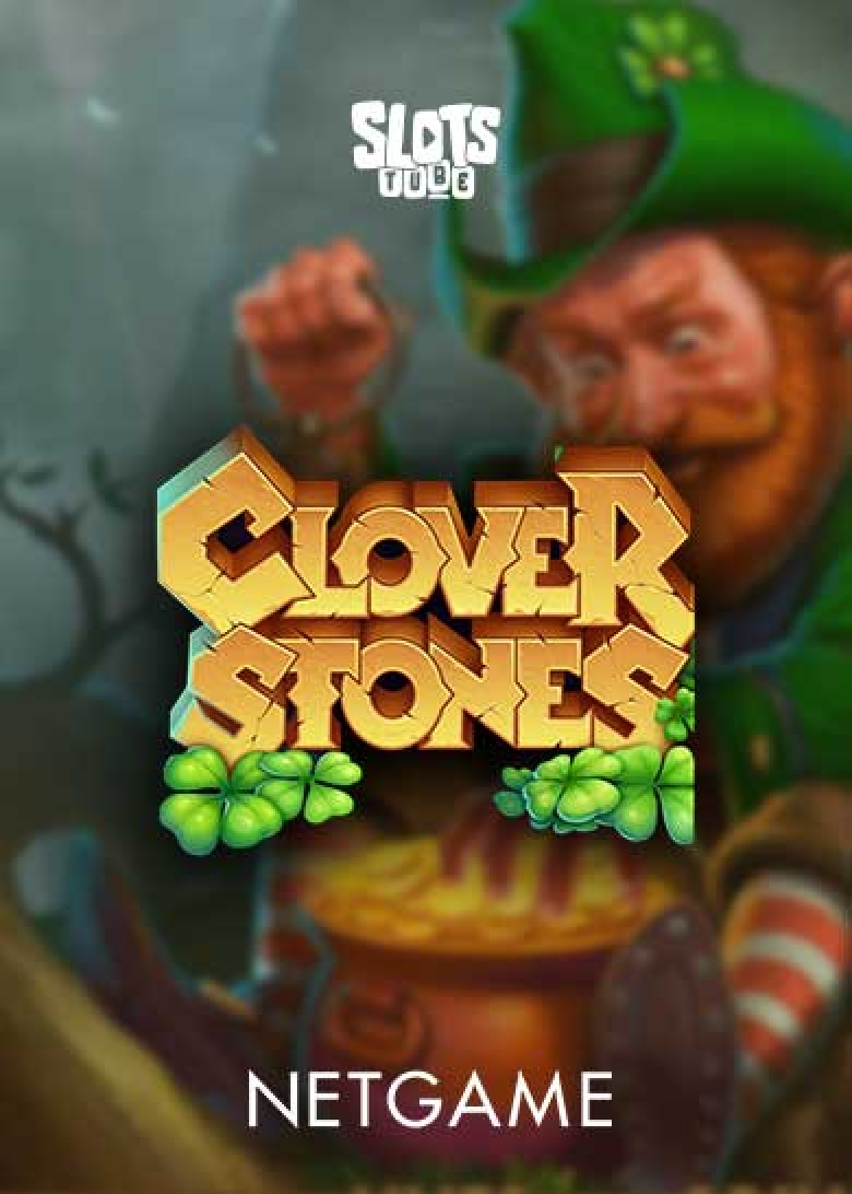 The Clover Stones Online Slot Demo Game by NetGame