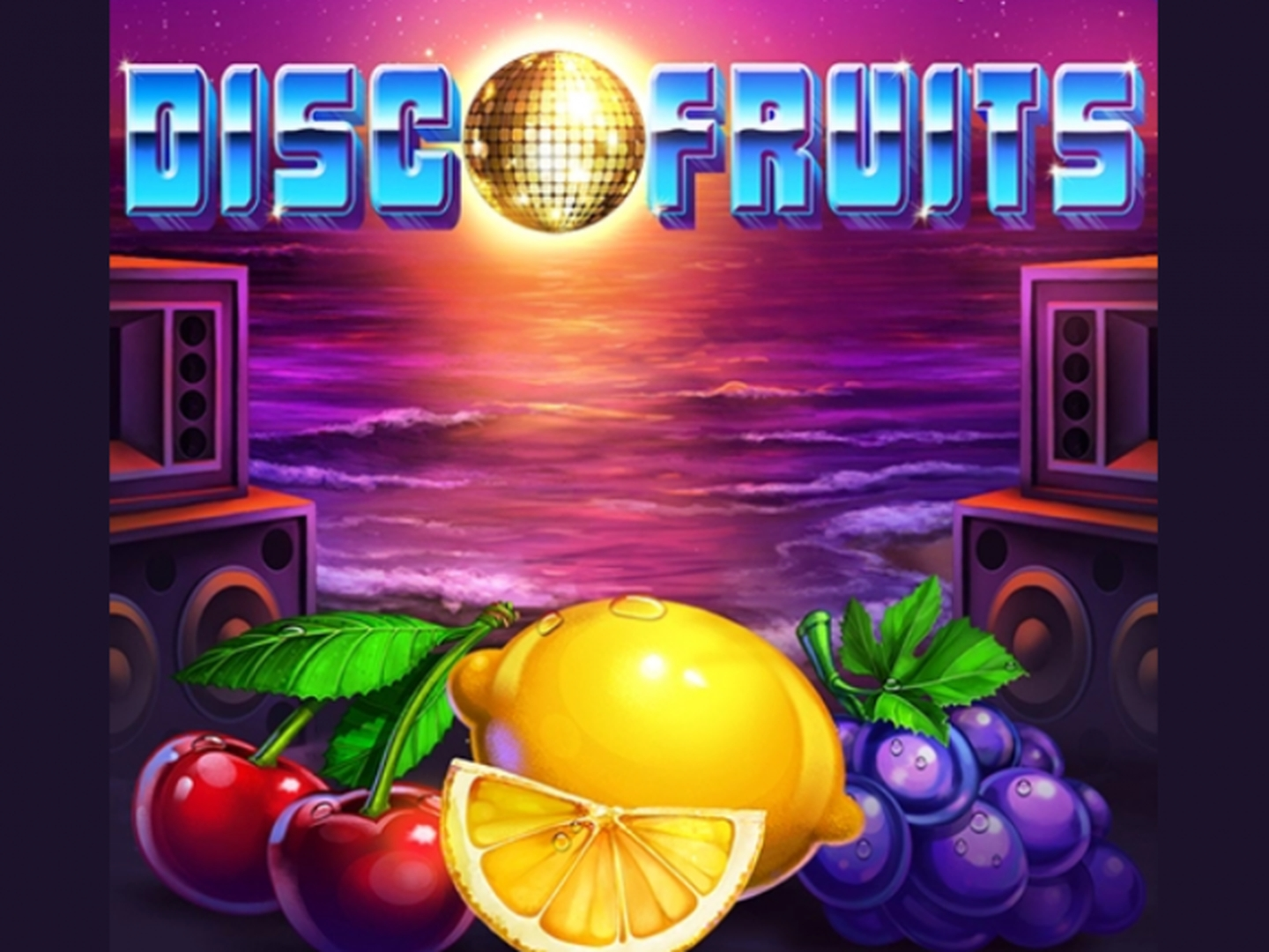 The Disco Fruits (NetGame) Online Slot Demo Game by NetGame