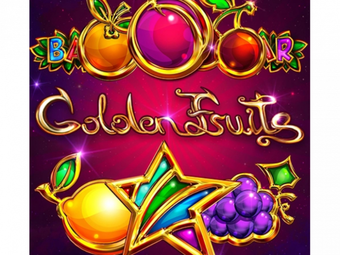 The Golden Fruits (NetGame) Online Slot Demo Game by NetGame