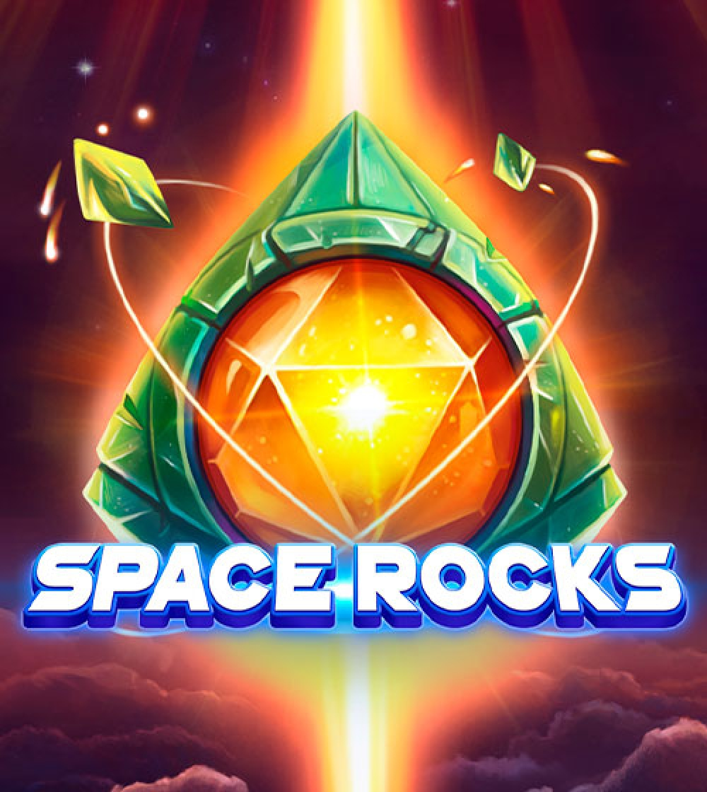 The Space Rocks Online Slot Demo Game by NetGame