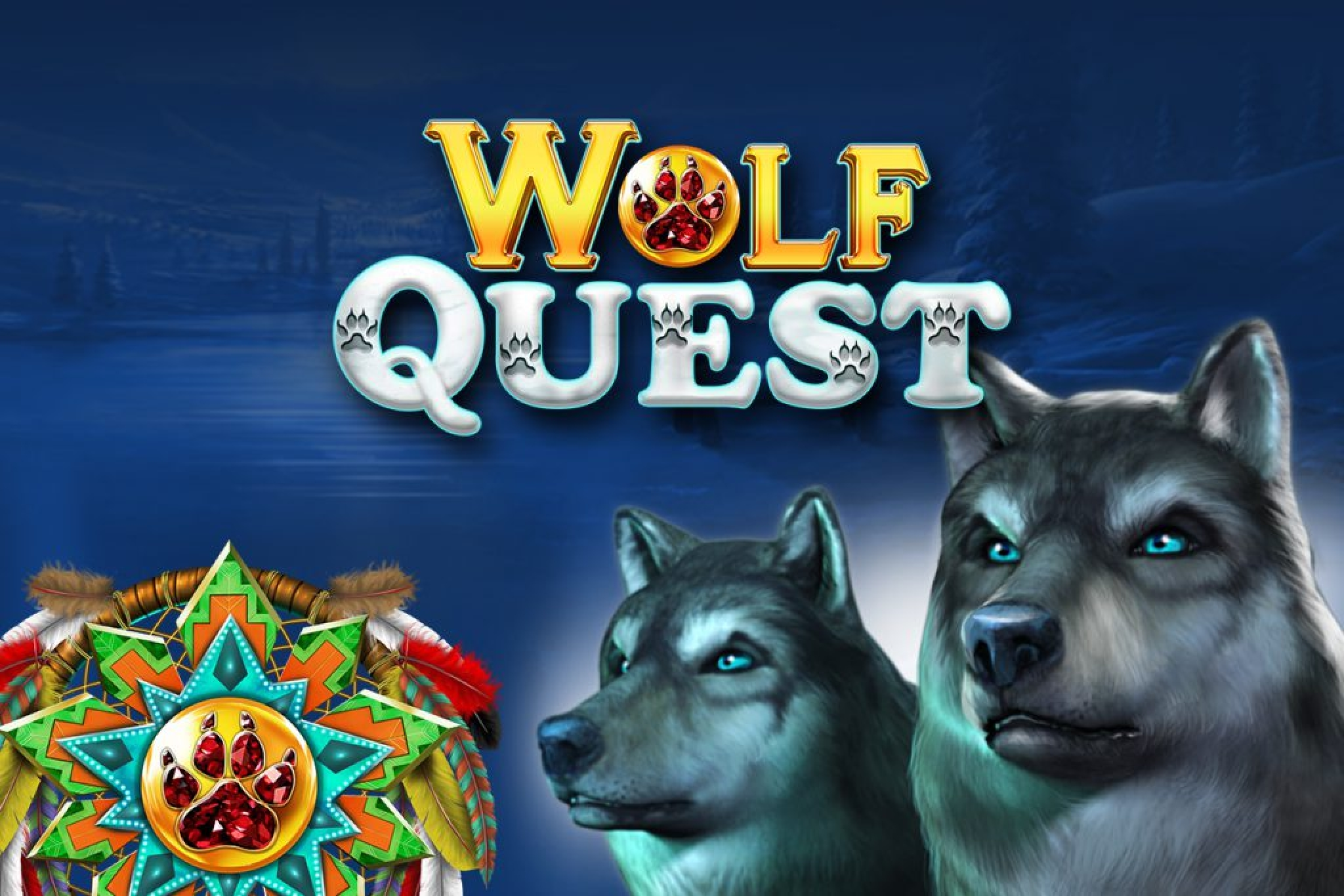 The Game of Wolfs Online Slot Demo Game by Others
