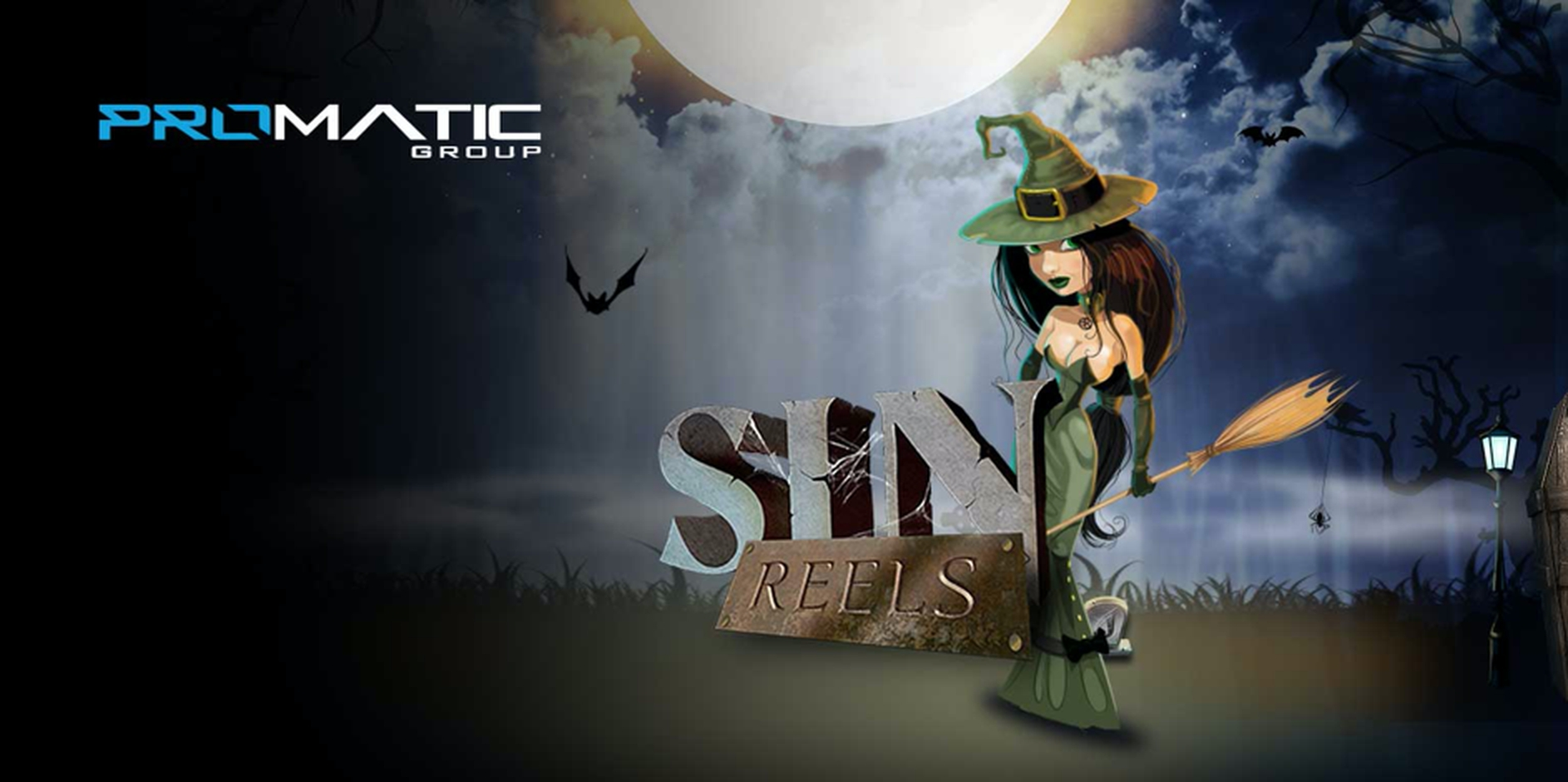 Reels in Sin Reels Slot Game by Promatic Games