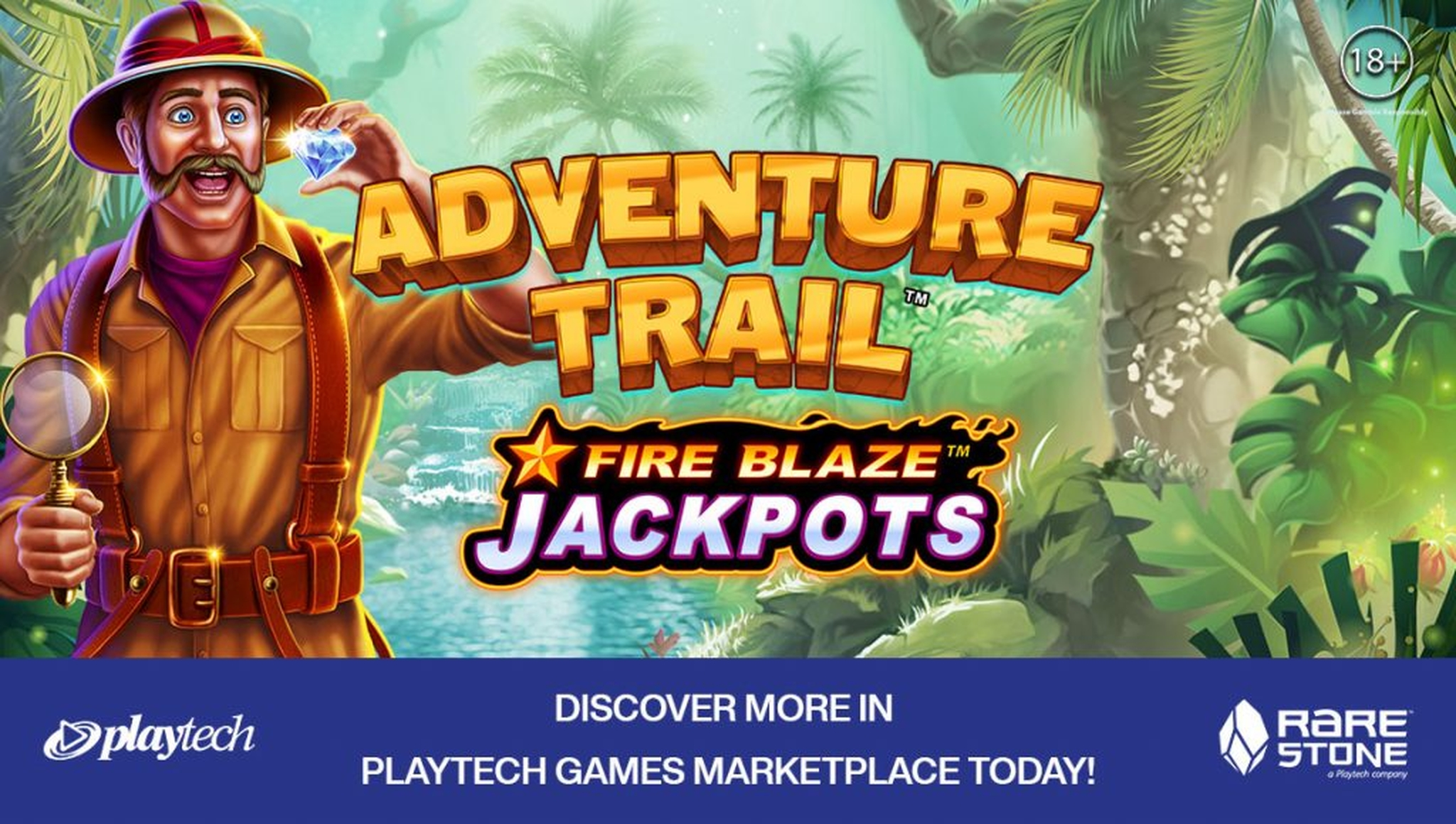 Adventure Trail Online Slot Demo Game by Rarestone Gaming