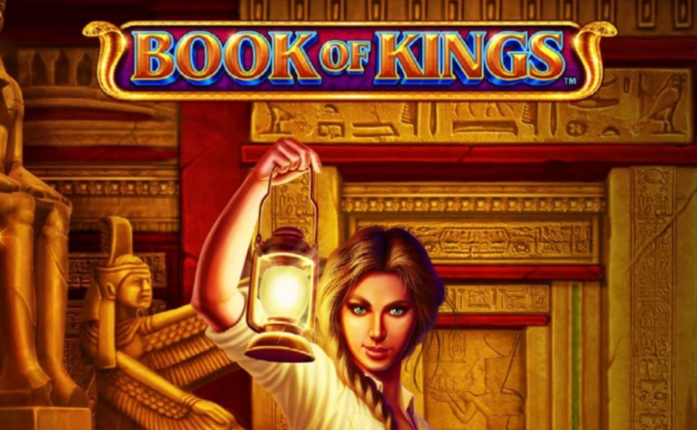 The Book Of Kings Online Slot Demo Game by Rarestone Gaming