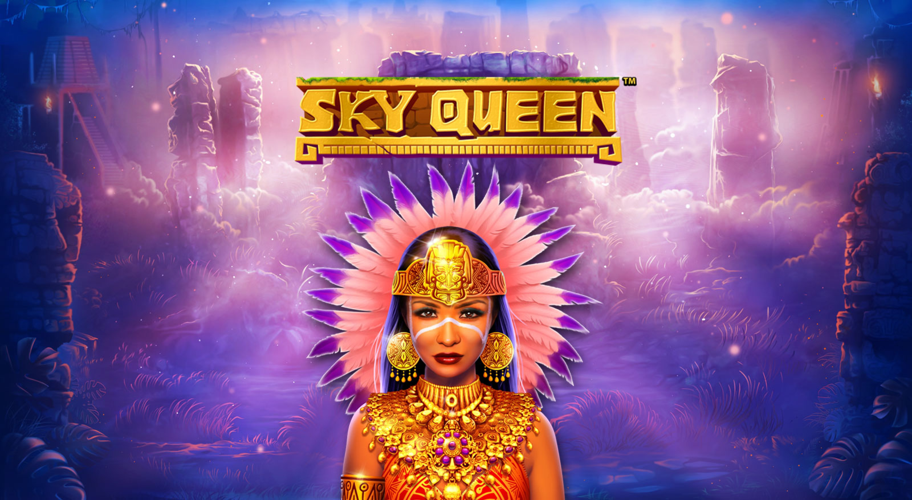 The Sky Queen Online Slot Demo Game by Rarestone Gaming